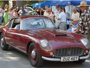 Bristol 407 Zagato