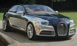 Bugatti black