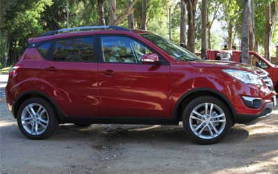 Changan CS35 1.6 Luxury