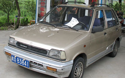 Changan Suzuki Alto