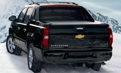 Chevrolet Black Diamond Avalanche