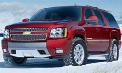 Chevrolet SUBURBAN HALF TON