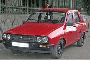 Dacia 1310 Berlina