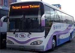 Daewoo BH120 bus