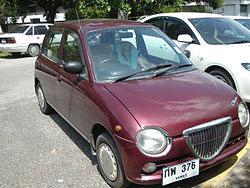 Daihatsu Opti Mk 1