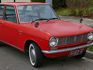 Datsun 1000 DeLuxe