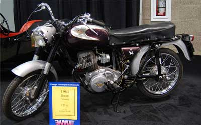 Ducati 125 Bronco