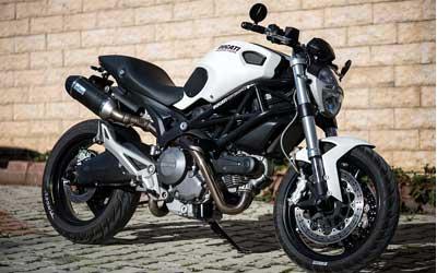 All Ducati M... Ducati Monster List