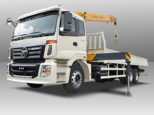 ETX Crane Truck