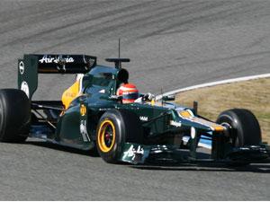 F1 Caterham 4