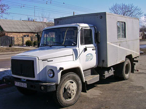 GAZ-3307