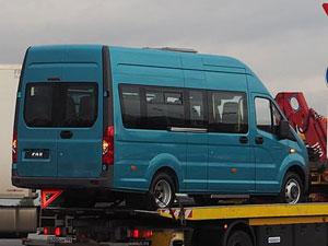 GAZelle Next minibus