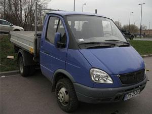 GAZelle truck