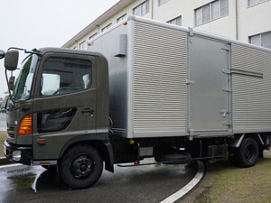 HINO Ranger commercial grade truck