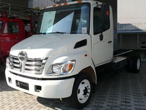 Hino 165 Hybrid