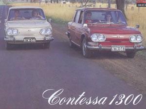 Hino Contessa 1300