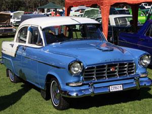 Holden FC series