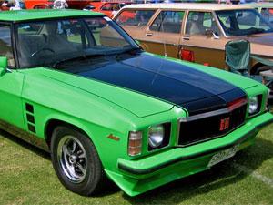 Holden HX Monaro GTS Sedan