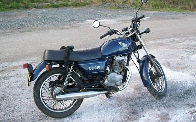 Honda CD250U