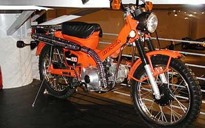 Honda CT110 Hunter Cub