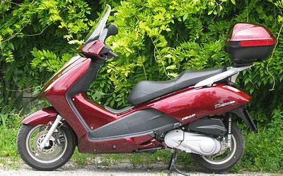 Honda FES 125 Pantheon