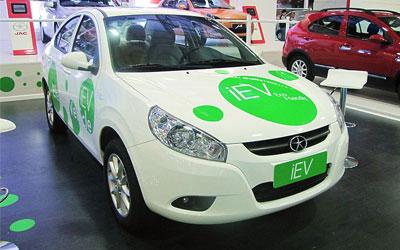 JAC J3 iEV