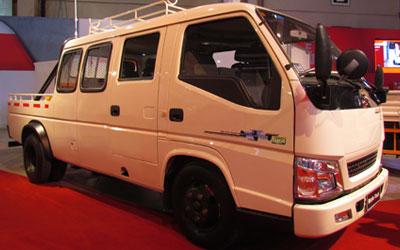 JMC Carrying 3.5T Truck
