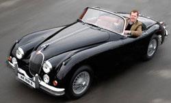 Jaguar 1950s