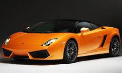 Lamborghini Bicolore Gallardo