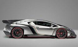 Lamborghini Veneno Car Zero
