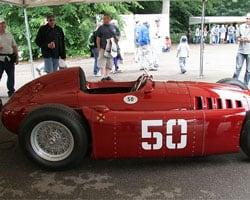 Lancia D50A