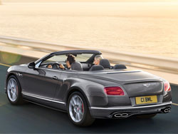 New Continental GT V8 S Convertible