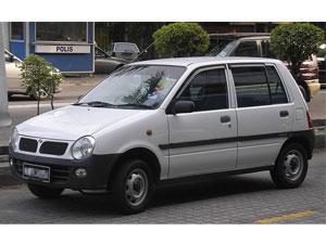 Perodua Kancil first generation