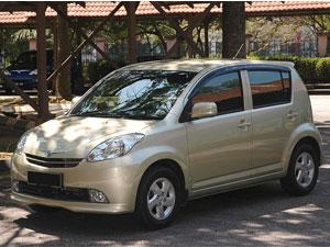 Perodua Myvi EZi