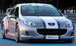 Peugeot sports car