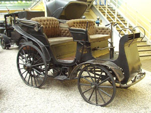President First Car