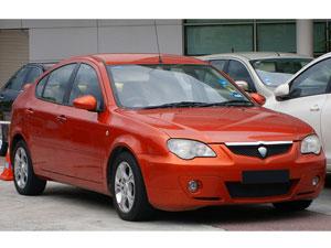 Proton Gen 2 car model
