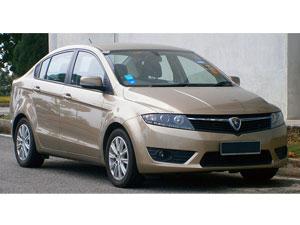 Proton Preve car model