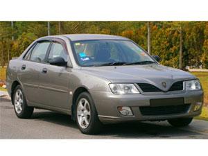 Proton Waja car model