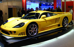 Saleen 181 Car Model