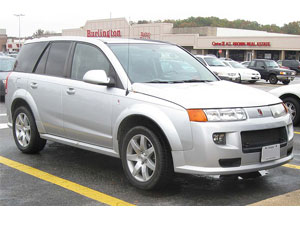 Saturn Vue Red Line