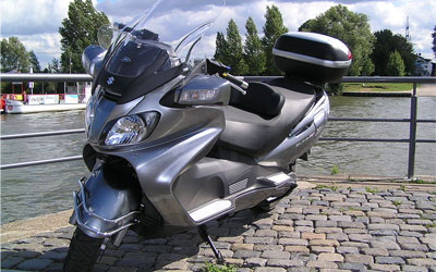 Suzuki Burgman model