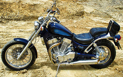 Suzuki Intruder model