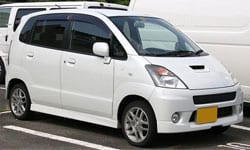 Suzuki MR Wagon Sport