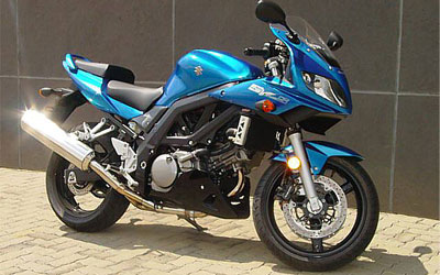 Suzuki SV650 model