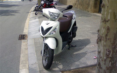 Suzuki Sixteen model