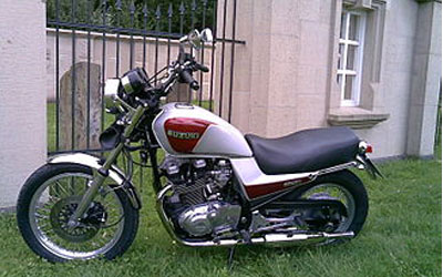 Suzuki Tempter model
