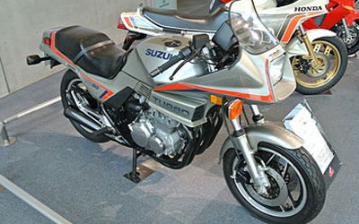 Suzuki XN85 model