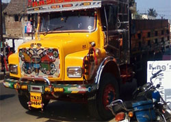 TATA Semi Forward Cab 1210SE Truck