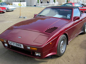 TVR 400SX
